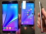 Bild: So sieht es aus das Galaxy Note 5.