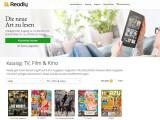 Bild: Unbegrenzt Zeitschriften: Die Lese-Flatrate Readly ist in Deutschland gestartet.