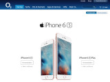 Bild: Nicht nur bei O2 könnt ihr das iPhone 6S und iPhone 6S Plus ab sofort vorbestellen und euch einen passenden Tarif aussuchen.