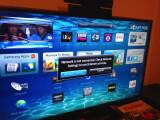 Bild: Twitter-Nutzer TheLex hat die Probleme mit einem Samsung-Fernseher im Bild festgehalten.