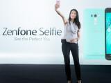 Bild: Asus ZenFone Selfie: 13-Megapixel-Frontkamera für Eigenporträts.