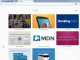 Bild: In den Kacheln eines neuen Firefox-Tabs sind jetzt auch Werbeanzeigen versteckt.