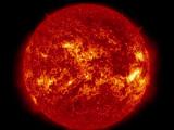 Bild: Rundum-Aufnahmen der Sonne haben im Video fast schon eine hypnotisierende Wirkung.