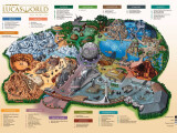 Bild: So könnte Disneys Star Wars-Land aussehen.