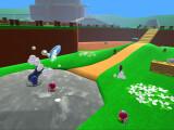 Bild: Super Mario 64 im frischen Gewand.