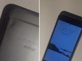 Bild: Das iPhone sieht noch gut aus für solch einen Sturz.