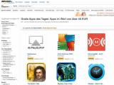 Bild: Insgesamt 21 kostenlose Apps im Wert von über 45 Euro verschenkt Amazon.