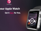 Bild: Gratis-App Watchify: Spotify mit der Apple Watch steuern.