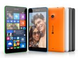 Bild: Zwischen sechs Farben dürfen Kunden des Lumia 535 wählen. (Bild: Microsoft)
