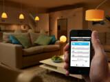 Bild: Kabellose Lichtsteuerung: Philips Hue wird auch die neuen Möglichkeiten in iOS 8 und HomeKit nutzen.