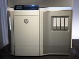 Bild: Neuer 3D-Drucker: Der Multi Jet Vision von HP.