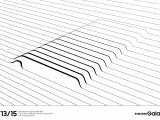 Bild: Die Einladung zeigt die Umrisse des Galaxy Note 5. Gut zu erkennen: Der Einschub für den Bedienstift SPen.