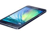 Bild: 1,2 Gigahertz Taktfrequenz weist der Prozessor des Galaxy A3 auf. (Bild: Samsung)
