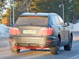 Bild: Entspricht noch nicht der Serie: Heckleuchtendesign des Bentley Bentayga