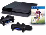 Bild: 400 Euro für das PS4-Bundle mit FIFA 15 und zwei Controllern.