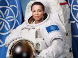 Bild: So könnte eine Astronauten-Uniform mit der Flagge aussehen.