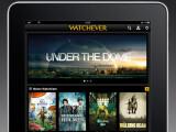 Bild: Die Watchever-App ist noch nich zu iOS 8 kompatibel.