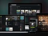 Bild: Überall Musik: Der Musikstreaming-Anbieter ist auf vielen Plattformen zuhause.