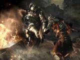 Bild: Auch in Dark Souls 3 wird ordentlich ausgeteilt.