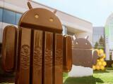 Bild: Die Android-Figuren auf dem Google-Campus sollen einen frischen Anstrich bekommen, baut Giovanni Calabrese auch gleich einen Lakritz-Roboter für das kommende Anrdoid L?