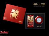 Bild: Das Galaxy S6 Edge erscheint in Kürze in einer Iron Man Edition.