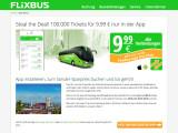 Bild: Günstig durch Europa: Steal the Deal bei FlixBus MeinFernbus