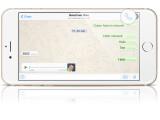 Bild: Das Icon mit dem Telefonhörer oberhalb der Konversationen hat bei WhatsApp-Nutzern für viel Verwirrung gesorgt.