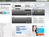 Bild: Viel Werbung im Postfach - das kostenlose E-Mail-Angebot Freenet Mail Basic