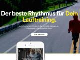 Bild: Spotify Running: Nach iOS wird jetzt auch die Android-Plattform beliefert.