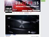 Bild: Unglaubliches werde in Berlin gezeigt, tönt Asus. Etwa ein neues ZenFone?