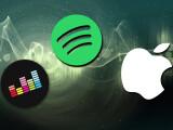 Bild: Deezer, Spotify oder Apple Music – welcher Musikstreaming-Dienst soll es denn sein?