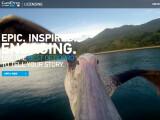 Bild: GoPro-Licensing-Anmeldefenster