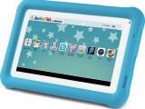 Bild: Das Medion JuniorTab bietet eine für Kinder angepasste UI sowie ein stabiles Schutzgehäuse.