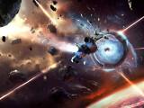 Bild: In Sid Meier's Starships geht es ins All.
