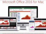 Bild: Mit Office 2016 gleicht Microsoft das Office-Paket auf den einzelnen Plattformen einander an.
