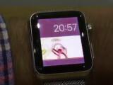 Bild: Nicht schön, aber immerhin möglich: Eigenes Watchface für Apple Watch.
