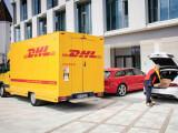 Bild: Lieferadresse Auto: DHL testet die Paketzustellung in den Kofferraum zusammen mit Amazon und Audi.