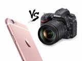 Bild: Das iPhone 6S kann im Vergleich zur Profi-DSLR mit seiner Videoqualität überzeugen.
