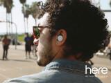 Bild: Ohne Kabel, mit Effekten und Geräuschunterdrückung: Das Here Active Listening-System könnte unsere Hörgewohnheiten ändern.