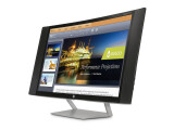 Bild: Gekrümmtes Display: Der HP EliteDisplay S270c ist im Januar für 400 US-Dollar erhältlich.
