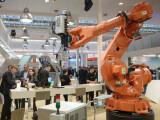Bild: Robotik ist traditionell ein Schwerpunkt der Hannover Messe