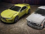 """Bild: """"Wir wollten, dass man die Verwandtschaft mehr fühlt als dass man sie sofort sieht"""", sagt Karim Habib, Leiter BMW Design zur Studie BMW 3.0 CSL Hommage."""
