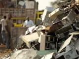 Bild: Elektroschrott landet häufig in Entwicklungsländern - die Gesetzesnovelle soll dies unterbinden.