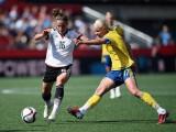 Bild: Gegen das starke deutsche Team hatten die Schwedinnen im WM-Achtelfinale keine Chance - wie sieht es mit Frankreich aus?