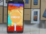 Bild: SamMobile gibt einen Ausblick auf das Android 5.0 Lollipop-Update für das Galaxy Note 3.