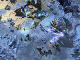 Bild: In Starcraft 2: Legacy of the Void geht es in der Kampagne um die Rasse der Protoss.