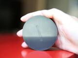 Bild: Kein Eishockey-Puck, sondern Lenovos Streaming-Client - Cast genannt.