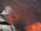 Bild: Blick in einen Vulkan - nur eines von mehreren Beispielen aus dem neuen Go Pro-Promovideo.