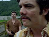 Bild: Der Drogenboss Pablo Escobar in der Serie Narcos.