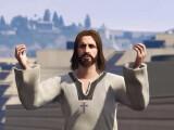 Bild: Jesus Christus bringt Erlösung ins sündige Los Santos - allerdings auf eher unkonventionellem Weg.